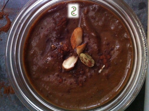 Crème chocolat à la royale http://wp.me/p389oa-5Z