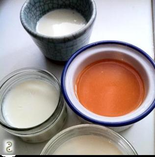 Crème de gingembre et shoot de vitamine C http://wp.me/p389oa-9w