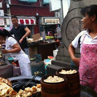 Market dumplings
