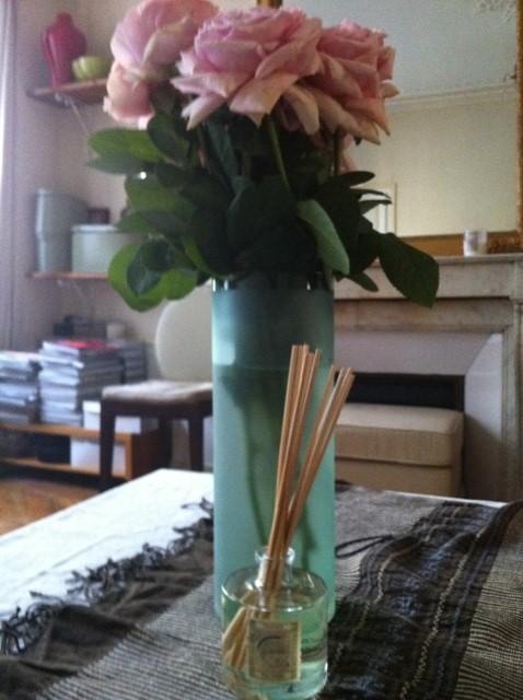 Rose et figues, parfum d'un jardin imaginaire