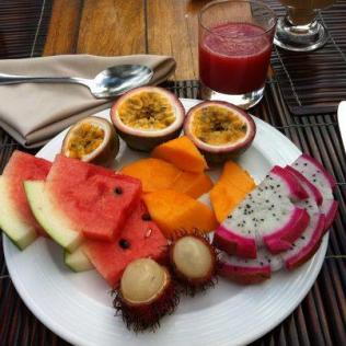 super healthy and tasty breakfast