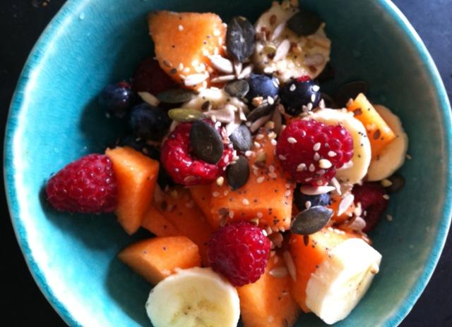 Healthy week, pti dej pour se lever du bon pied  http://wp.me/p389oa-ln
