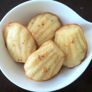 Mini madeleines noglu à l'okara http://wp.me/p389oa-xr
