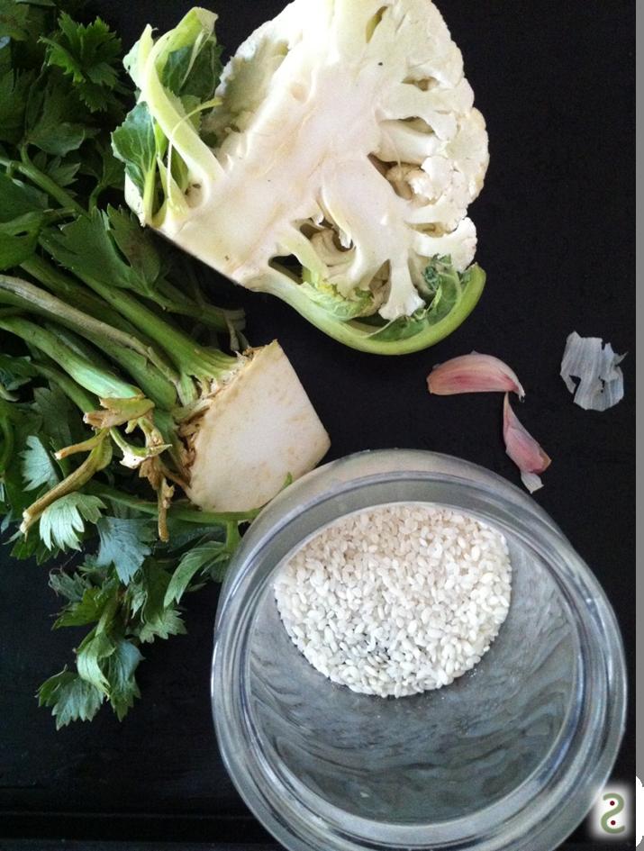 White spirit le risotto qui vous veut du bien carnet de for Utilisation du white spirit