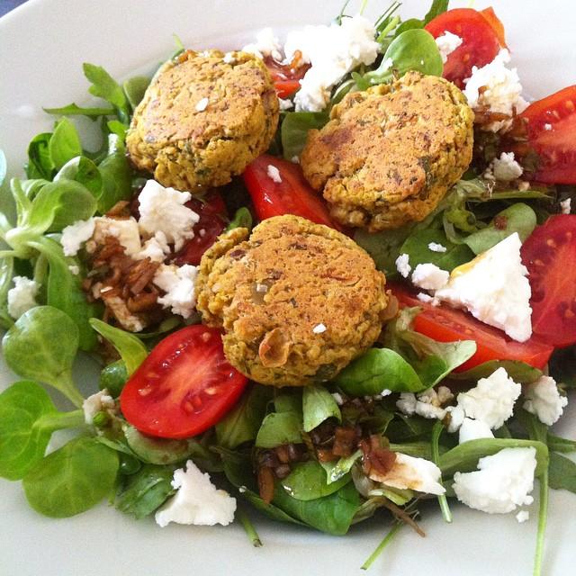 Salade_falafel