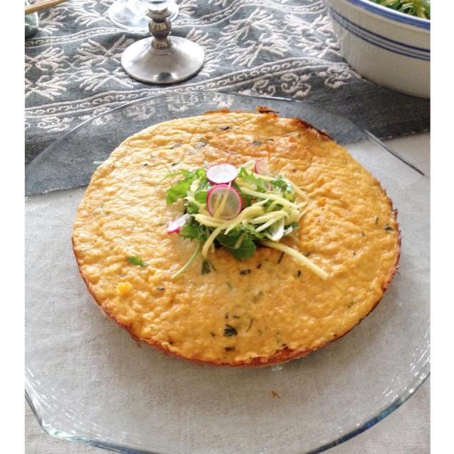 Amok de poisson curry rouge, feuilles de lime et coco http://wp.me/p389oa-1k4